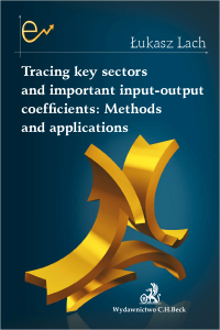 Tracing key sectors and important input-output coefficients: Methods and applications