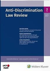 Anti-Discrimination Law Review - Nr 2/2017 [2]